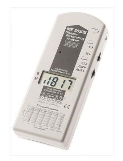elektroszmog alacsonyfrekvenciás mérő műszer
