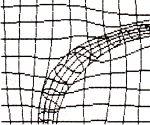 vízér vízér halmazok torzítják a Hartmann hálót is