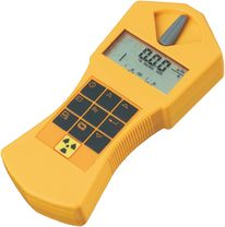 radioaktivitás mérő műszer geiger muller számláló